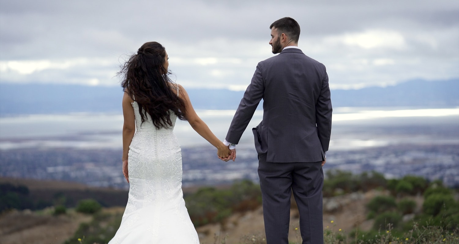 What are Bride and Groom Interviews?