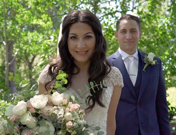 Palo Alto Intimate Wedding